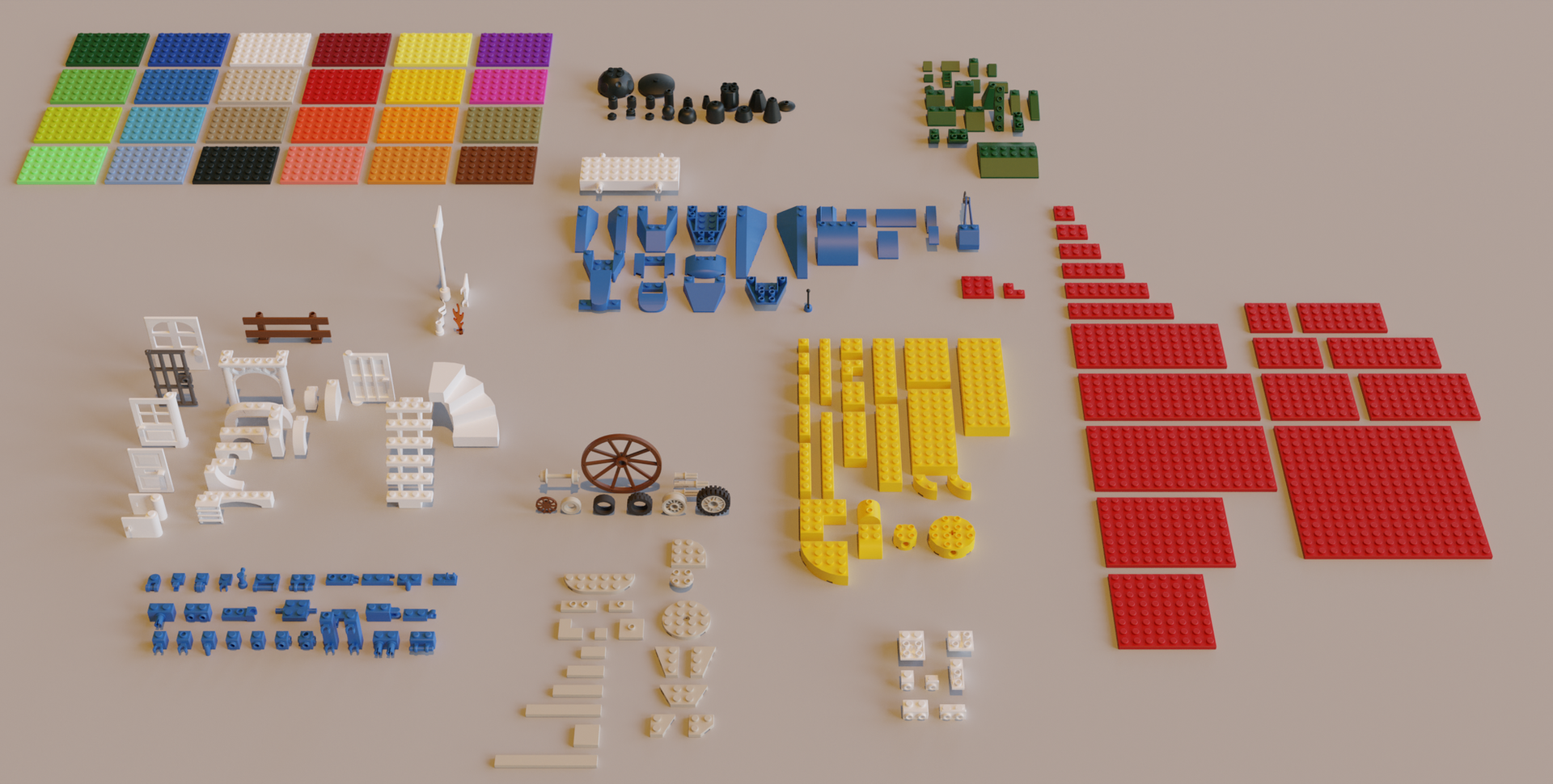Lego Kit View