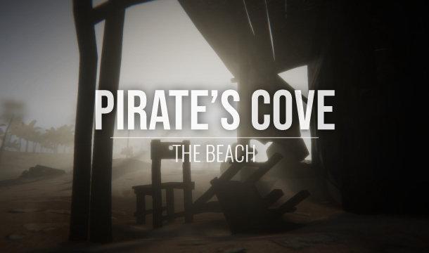 Pirate's Cove - The Beach