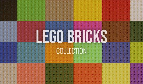 Lego Bricks Collection