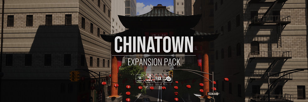 Chinatown Expansion Pack