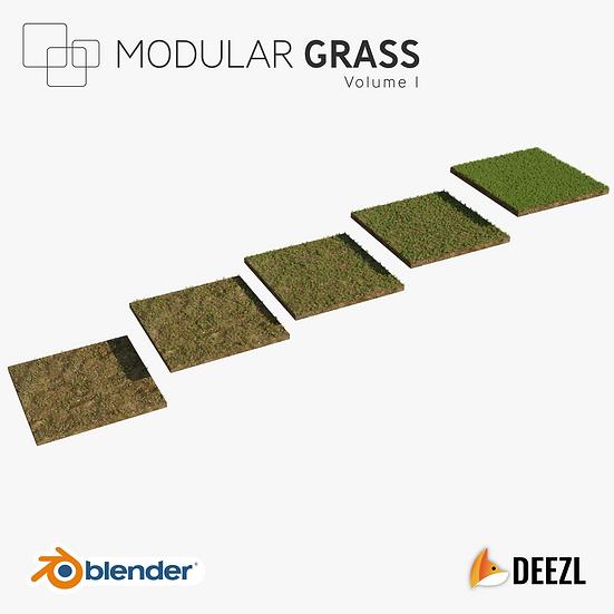 Modular Grass Volume 1