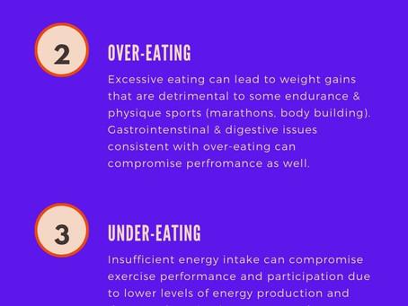 deal breaker? nutrition & exercise