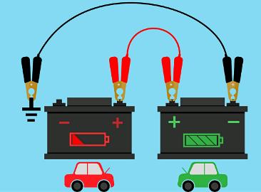 电瓶没电车辆无法启动时的处理方法