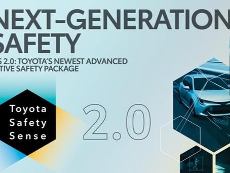 Toyota Safety Sense 2.0 Overview