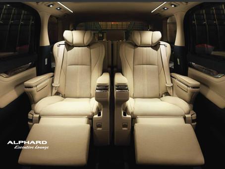 埃尔法/威尔法(Alphard/Vellfire)与各大品牌家庭用车的对比