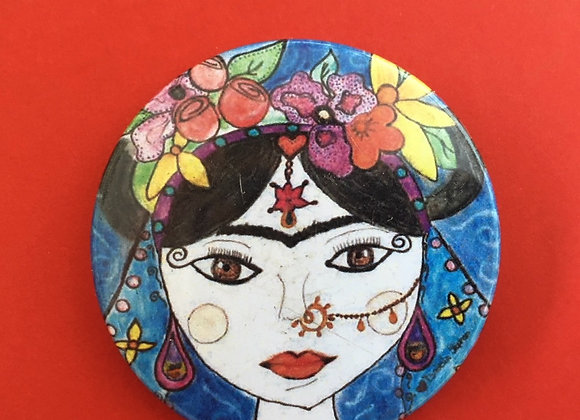 Botton - Frishna Kahlo