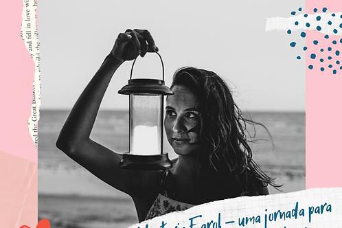 Mentoria Farol - uma jornada criativa pela Arteterapia Junguiana.
