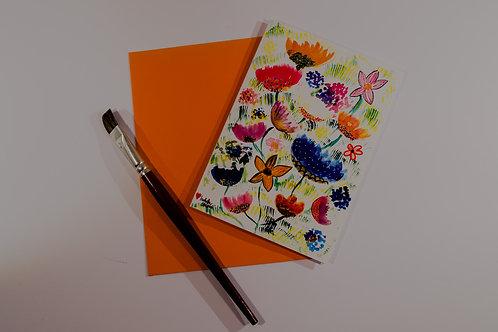 Bouquet de Cores e Flores
