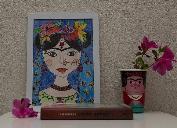 Frishna Kahlo