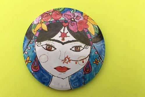 Espelhinho - Frishna Kahlo