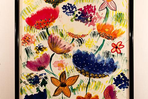 Bouquet de Flores e Cores
