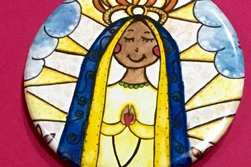 Espelhinho - Nossa Senhora Aparecida Sorridente
