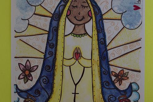 Nossa Senhora Aparecida Sorridente