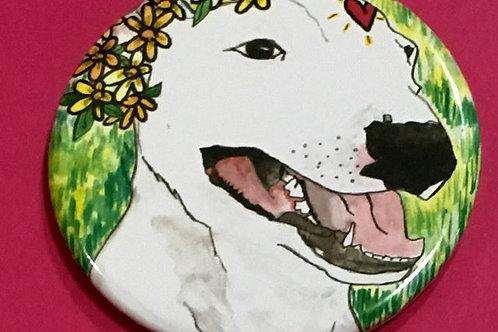 Espelhinho - Bull Terrier