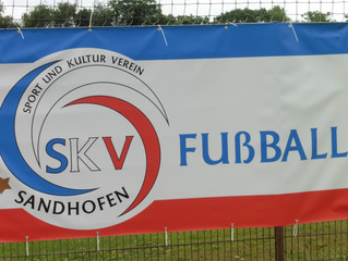 SKV Fußballer verpassen Ausbau der Tabellenführung