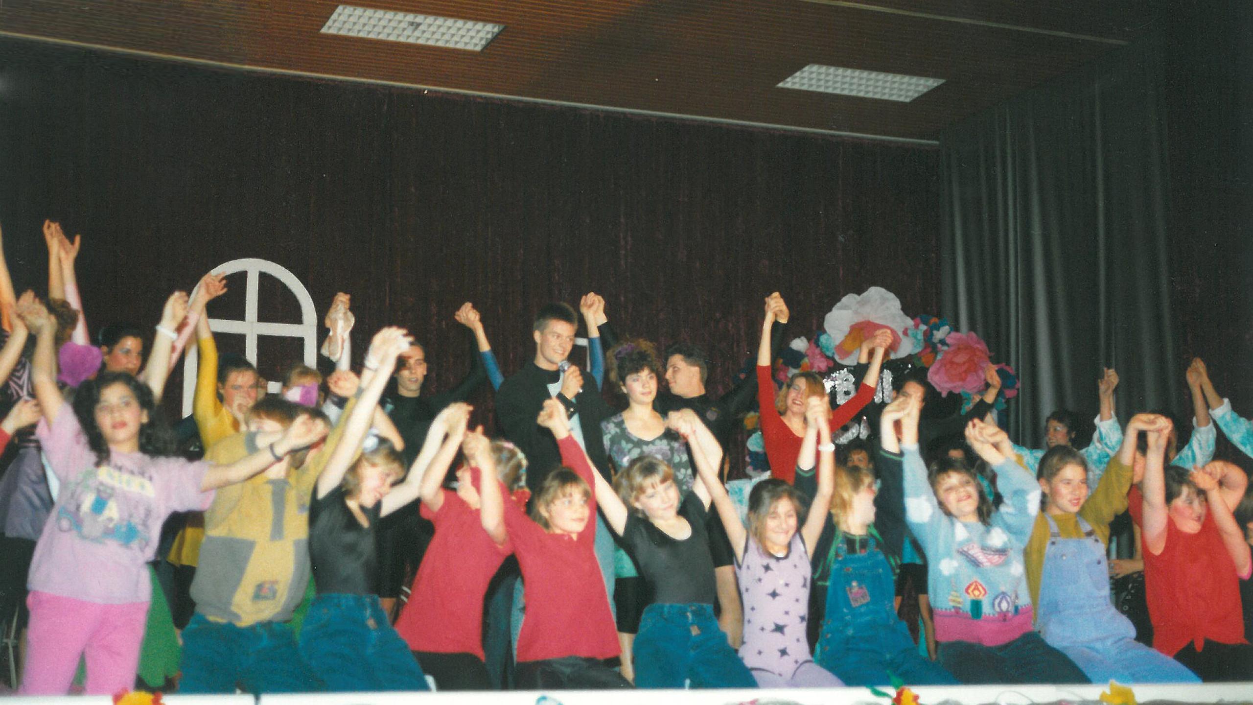 Die Tanz-Show 1990