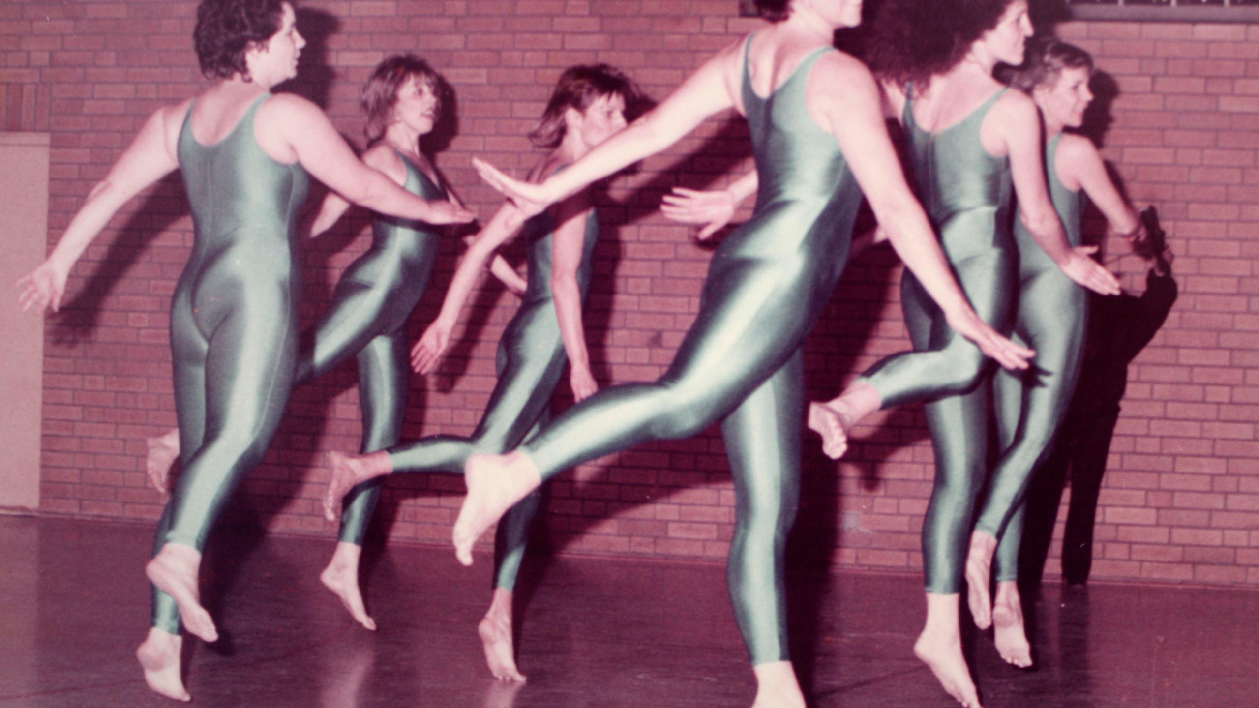 Auftritt im Jahr 1984