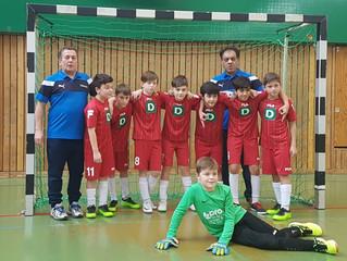 Turnier der E2 Jugend beim TSV Schönau
