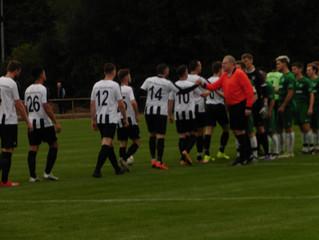 SKV Fußball: Seit sieben Spielen ohne Niederlage