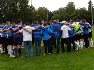 SKV Sandhofen gewinnt überzeugend das Kreispokalfinale !