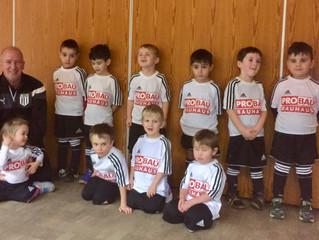 Ballschule beim SKV Sandhofen für die kleinsten