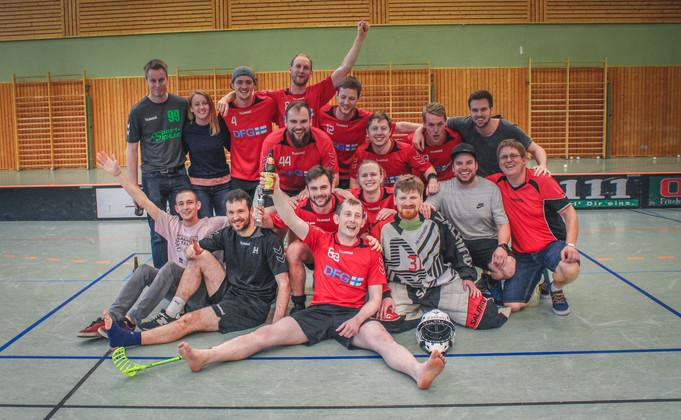 Siegerfoto Süddeutsche Meisterschaft 2017/2018