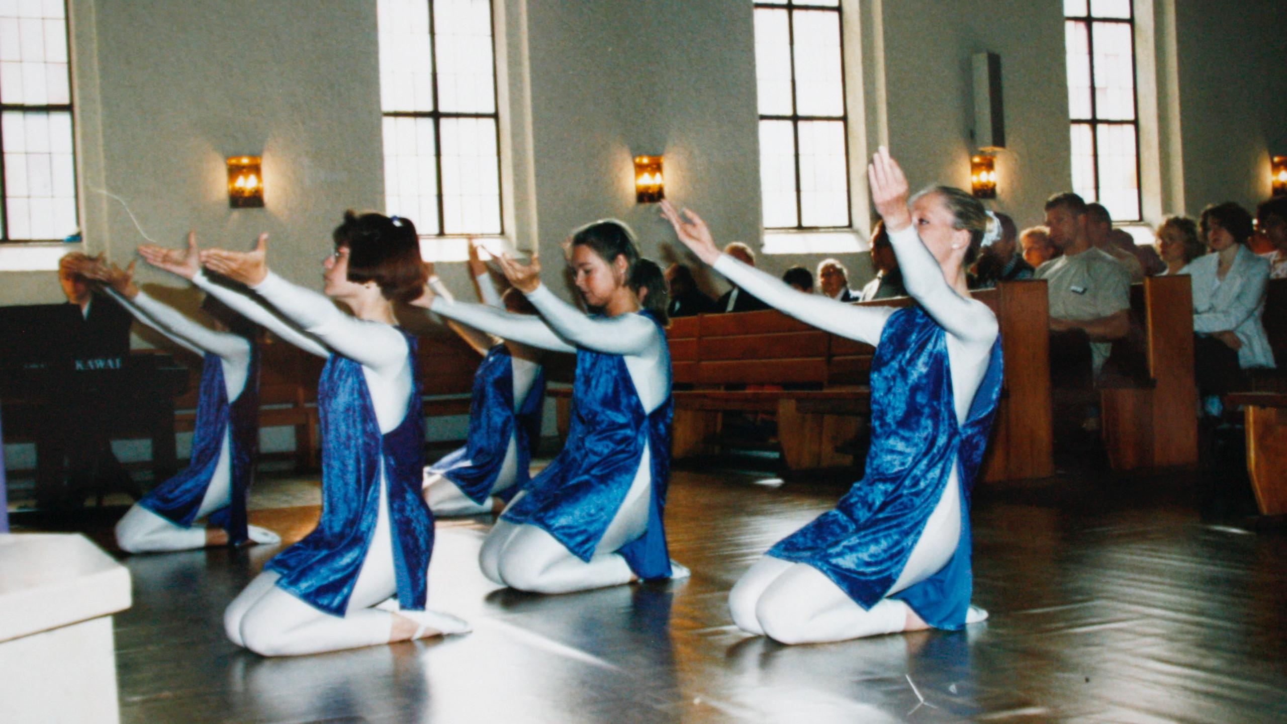 Das Tanz-Experiment in der Emmaus-Kirche