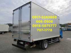 Close Aluminum Trucking service