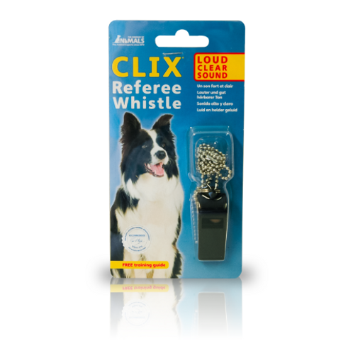Clix referee Dog Whistle