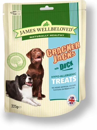 James Wellbeloved Crackerjacks Duck
