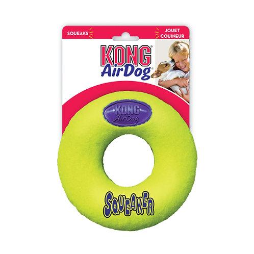 Kong AirDog Squeaker Donut (Medium)