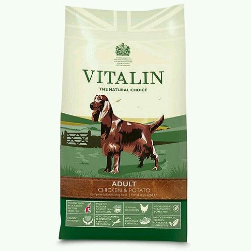 Vitalin Naturals 12kg Dog Food