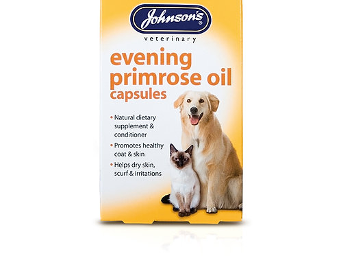 Johnson's Evening Primrose Oil 60caps