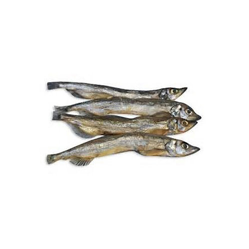 WHOLE DRIED CAPELIN 1KG