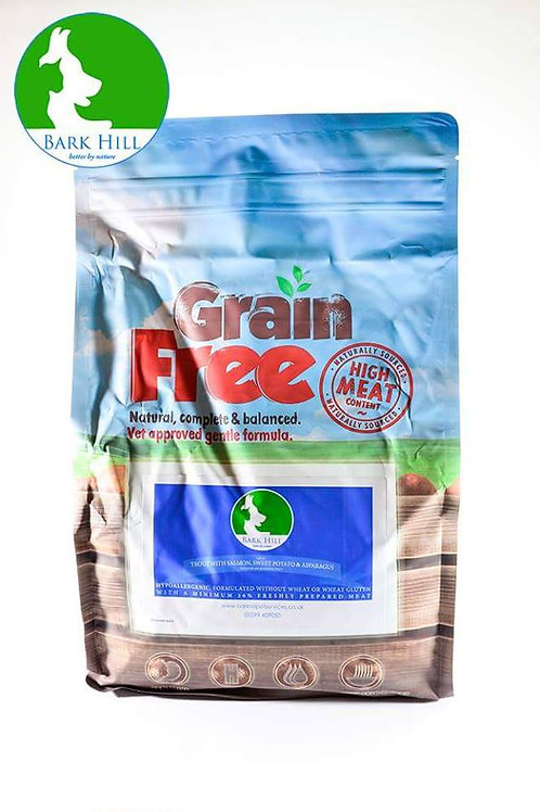 2 Kg Bark Hill Grain Free Dog Food