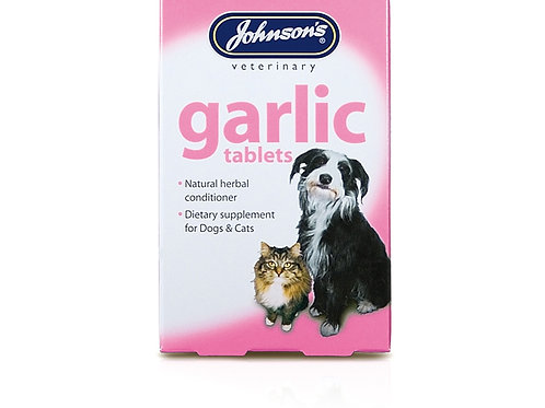 Johnson's Garlic Tablets 40tab