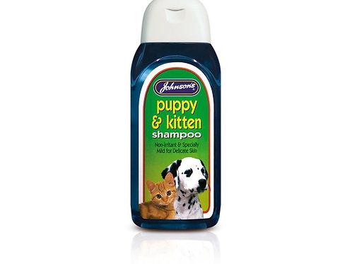 Johnson's Puppy & kitten Shampoo