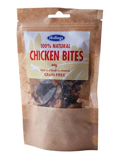 Holling's Natural Chicken Bites Dog treats