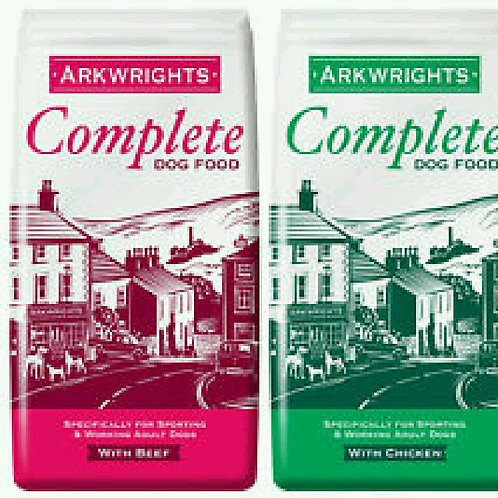 15kg Arkwright's Working Dog Food