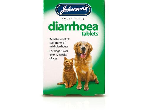 Johnson's Diarrhoea Tablets 12caps