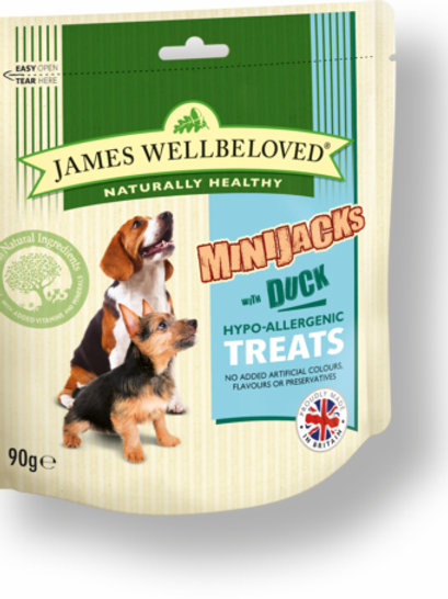 James Wellbeloved Minijacks Duck