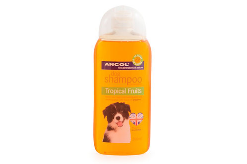Ancol Tropical Fruits Dog Shampoo