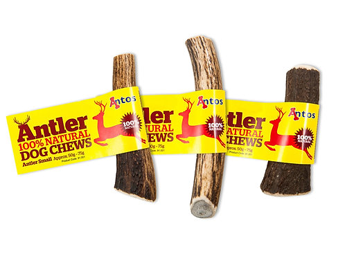 Antos Deer Antler Dog Chew