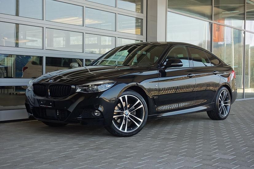 BMW 320d GT xDrive M Sport Steptronic