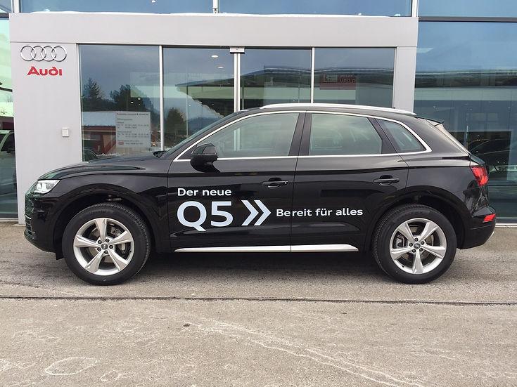 AUDI Q5 2.0 TDI sport quattro S-tronic (SUV / Geländewagen)
