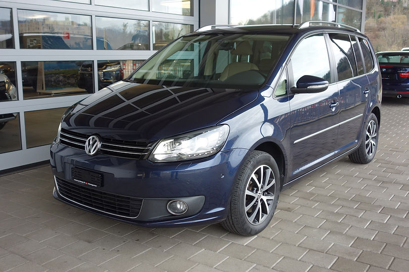 VW Touran 1.4 TSI Highline