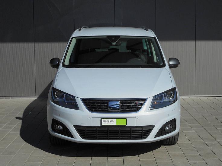 SEAT Alhambra 2.0 TDI 177 Sw. FR 4x4 DSG S/S (Kompaktvan / Minivan)
