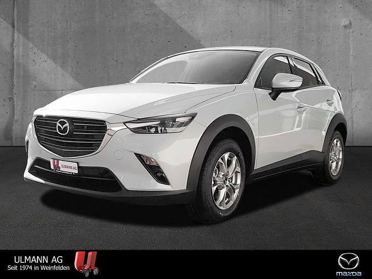 MAZDA CX-3 2.0 Ambition Plus AWD