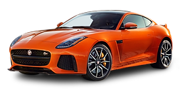 PNGPIX-COM-Orange-Jaguar-F-Type-SVR-Coup