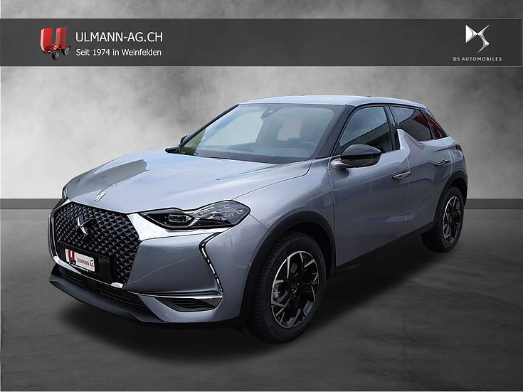 DS AUTOMOBILES DS 3 Crossback 130i Automat So Chic